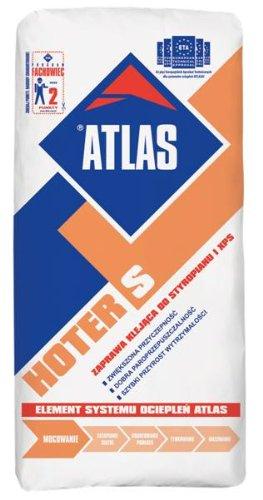 ATLAS HOTER U 25 kg 2 in 1 Klebe und Armierungsmoertel fuer Styropor