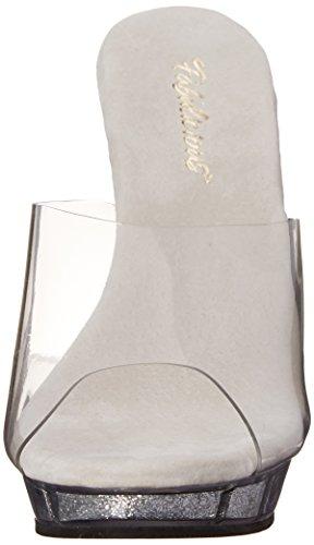 Lèvre Sandale Des Claire Lèvre 101 Femmes forme Fabulicious Des Plate gd7wR