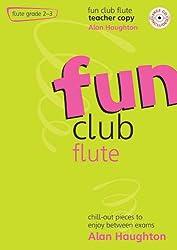 Fun Club Flute - Grades 2-3 Teacher
