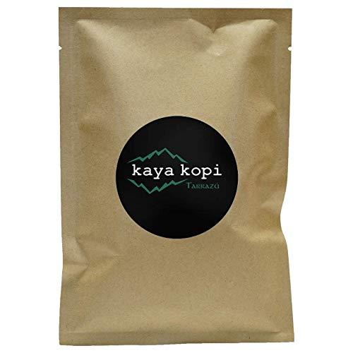 Premium Kaya Kopi Tarrazu Costa Rican Geisha Arabica Specialty Roasted Ground Coffee Beans, 12 Ounce