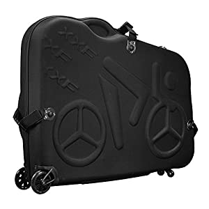 "Lixada EVA Bike Travel Case for 26""/700C/27.5"" Mountain Road Bicycle Travel Transport Equipment"