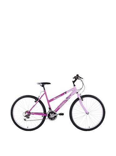 Schiano Bicicleta 26 Mtb 18V Rosa