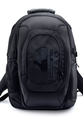 SLAPPA MASK Hi-Five Checkpoint Friendly 17 inch Gaming and Travel Backpack,tons of storage,Ultimate Protection by Slappa
