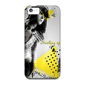 New Arrival Cover Case With Nice Design For Iphone 5c- Thinking Of You