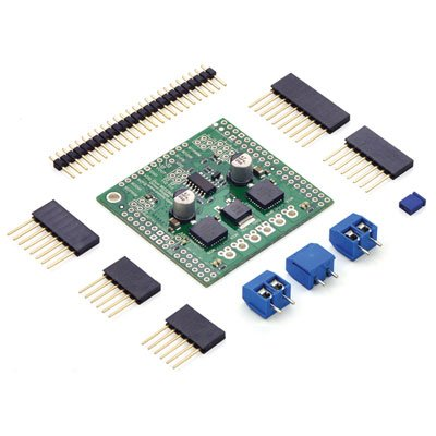 MC33926 Dual Motor Driver Shield for Arduino
