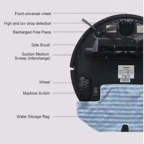 Zhipeng Cleaner Intelligent Robot Automatique Balayer Ménage à Vide Mopping Nettoyage Sol Machine Anti-Chute de Charge Machine de Balayage Anti-Collision Automatique hsvbkwm