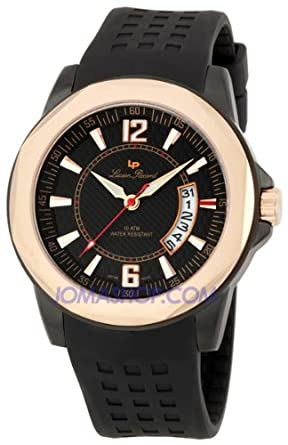 amazon com lucien piccard rose gold mens watch 28129ro lucien lucien piccard rose gold mens watch 28129ro