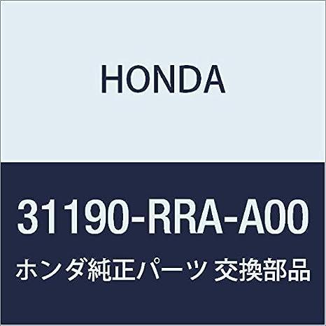 Auténtica Honda (31190-rra-a00) correa de distribución polea: Amazon.es: Coche y moto