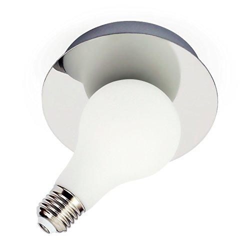 hadar 2 warm white light led ceiling spotlight 1 2 3 4 bulb led bulb