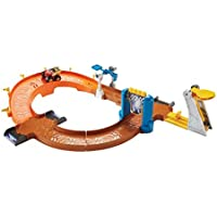 Fisher-Price Nickelodeon Blaze & The Mosnter Machines, Intermediate Track Set Vehicle