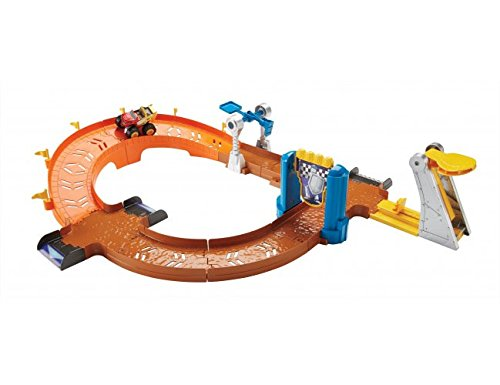- Fisher-Price Nickelodeon Blaze & the Mosnter Machines, Intermediate Track Set Vehicle