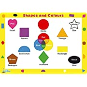 Little Wigwam Shapes And Colours Placemat