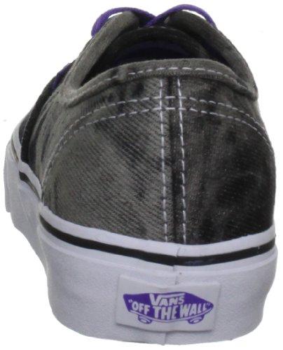 Vans - Zapatillas de deporte de tela unisex negro