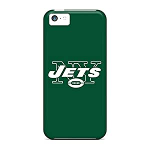 NaAww1282-aty BillCM New York Jets Durable Iphone 5c Tpu Flexible Soft Case