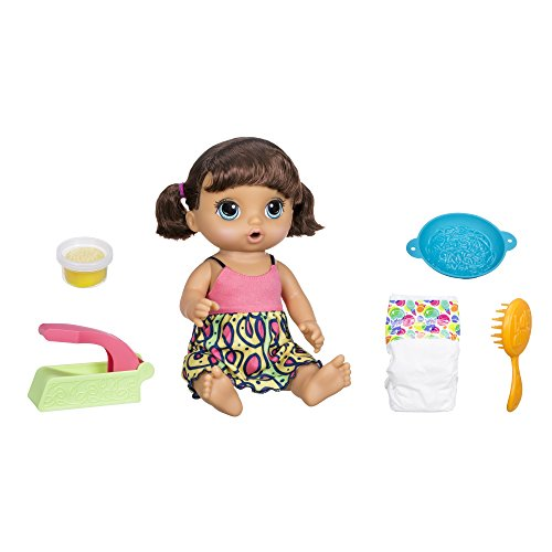 baby alive doll diapers and food - 5