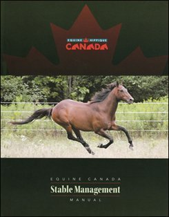 Read Online Equine Canada Stable Management Manual pdf