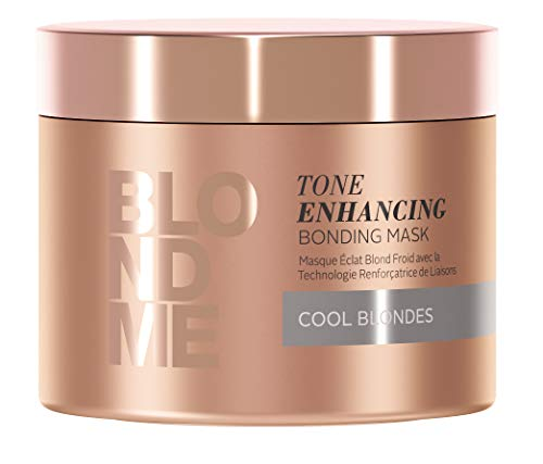 BLONDME Tone Enhancing Bonding Mask for Cool Blondes, 6.76-Ounce