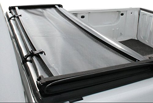 Chevrolet Bed S10 (Heavy Duty Tri-Fold Soft Tonneau Cover 94-03 CHEVY S10/S15 SONOMA/96-00 HOMBRE 6 ft 72