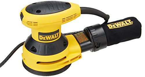 DEWALT D26451 3-Amp 5-Inch Random-Orbit Sander with Cloth Dust Bag For Sale