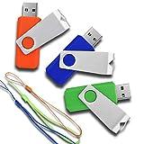 Best Usb Drives - RAOYI 3 Pcs USB Flash Drive 16GB USB2.0 Review