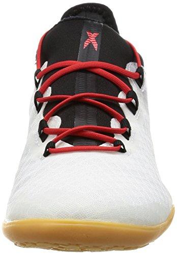 adidas X Tango 16.2 In, Botas de Fútbol para Hombre Blanco (Ftwbla/negbas/grpumg)