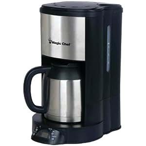 Magic Chef MCSCM8TB 8-Cup Coffee Maker