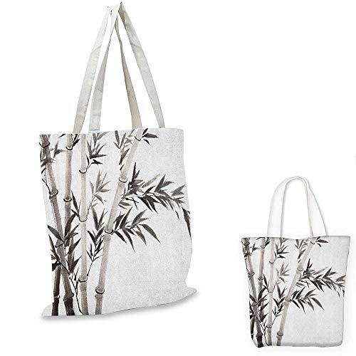 Bamboo thin shopping bag Traditional Bamboo Leaves Meaning