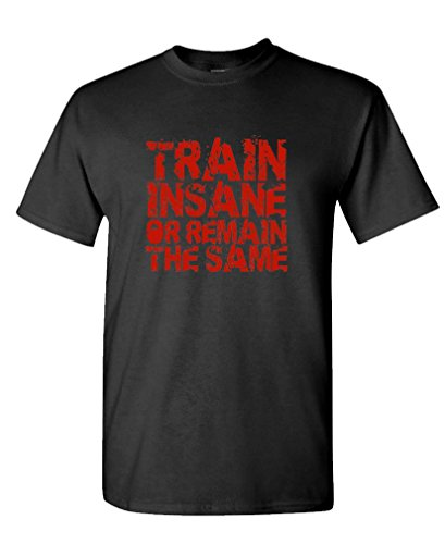 Mean Gear Train Insane - Funny Weightlifting - Mens for sale  Delivered anywhere in USA
