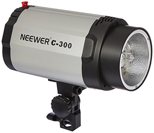 Neewer 300W Strobe/Flash Light for Studio, Location and Portrait Photography by Neewer