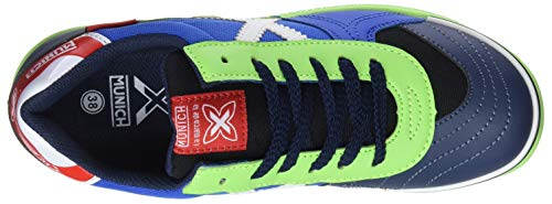 G Munich Verde Multicolore 897 Mixte Chaussures Azul de Ice Enfant Fitness 3 Tdxqd7Uw