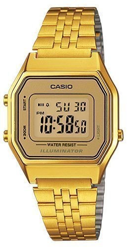 Casio Ladies Mid Size Digital 680WGA 9DF