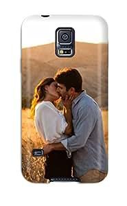 New Fashion Premium Tpu Case Cover For Galaxy S5 Feelings Happy