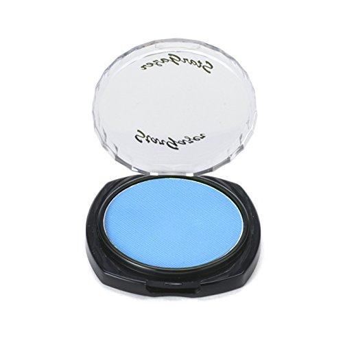 Stargazer Florescent UV Pressed Powder Eye Shadow-Sea Blue -