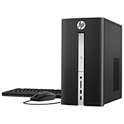 HP Pavilion 510 High Performance Premium Desktop Computer, AMD A12-9800 Up to 4.3GHz, Radeon R7, 16GB DDR4, 2TB HDD, USB 3.0, DVDRW, WiFi, Bluetooth, VGA, HDMI, Windows 10 (Certified Refurbished)