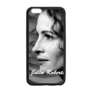 iPhone6 plus Cover Julia Roberts Design Solid Rubber Customized Cover Case for iPhone 6 plus 5.5
