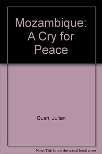Book Mozambique: A Cry for Peace