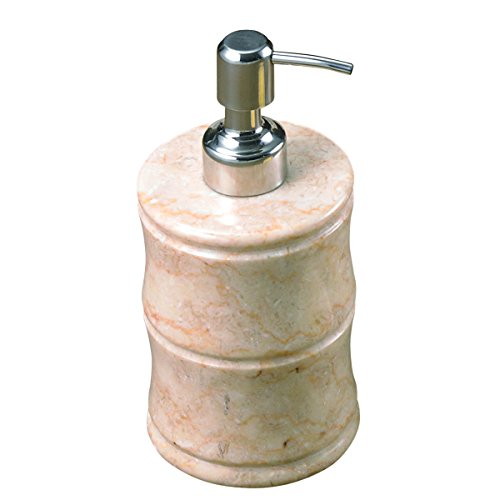 Creative Home Champagne Marble Panda Liquid Soap Dispenser