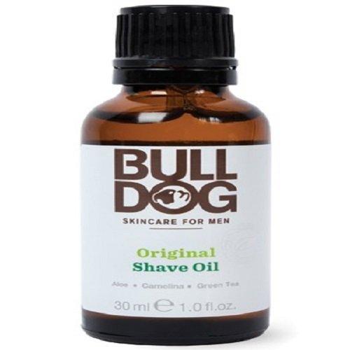 Bulldog Original Shave Oil for Men, 30 ml, Pack of 4 87909