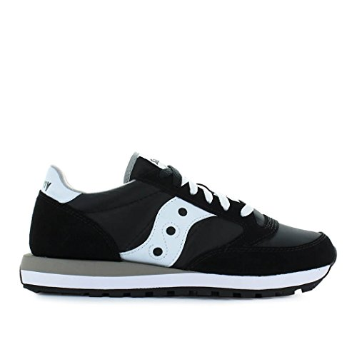 Hombre Black white De Original Zapatillas Para Jazz Cross Saucony wg6q7YCx