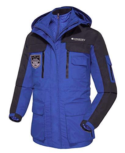 Sports Soft Jacket Blue Shell Bike Warm Breathable Moxishop Mountain Outdoor Hooded Waterproof Climbing Ski Men's Windbreaker Jacket Wool Windproof Uq7RnvTp