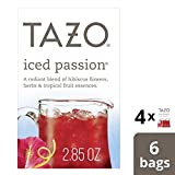Tazo Iced Passion Herbal Tea Filterbags (24 count)