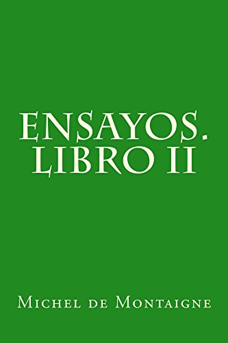 Libro II (Spanish Edition) por [Montaigne, Michel de]