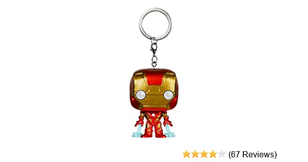Funko Pocket POP Keychain: Marvel - Avengers 2 - Iron Man Action Figure