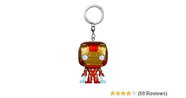 Funko Pocket POP Keychain: Marvel - Avengers 2 - Iron Man Action Figure