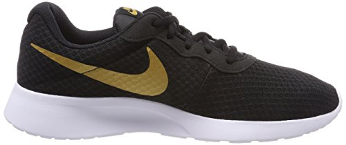 Scarpe Donna Running Metallic Gold Nero Nike black 004 Tanjun 5wtvqv