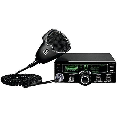 COBRA DIGITAL 25 LX LX Platform CB Radio with Color Display