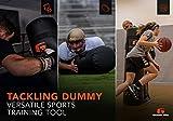 Goalrilla Durable Tackling Dummy with Heavy-Duty