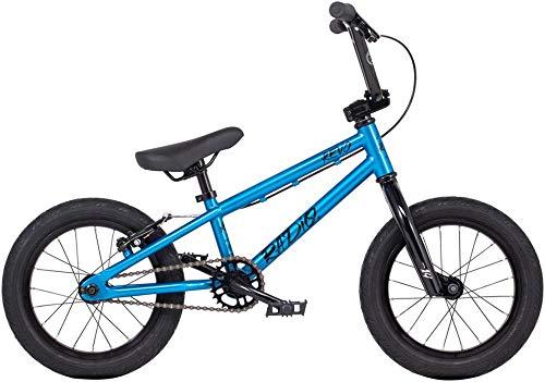 Radio Revo 14″ BMX Bike 14.5″ Top Tube Cyan