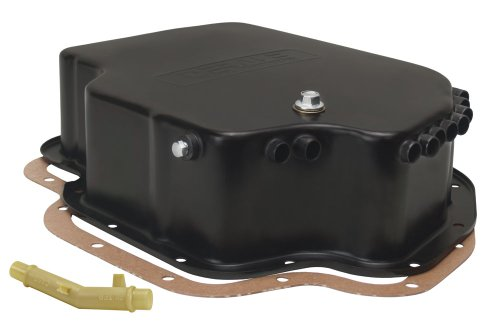 Derale 14202 Transmission Cooling Pan for GM Turbo 400 Deep Pan