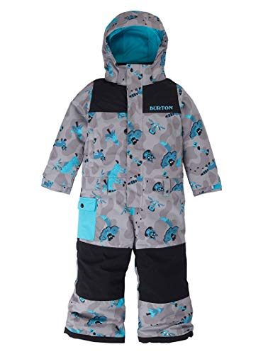Burton Kids & Baby Toddler Kids' Striker One Piece,  Hide and Seek,  4T